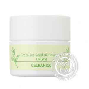 Celranico Green Tea Seed Oil Balancing Cream