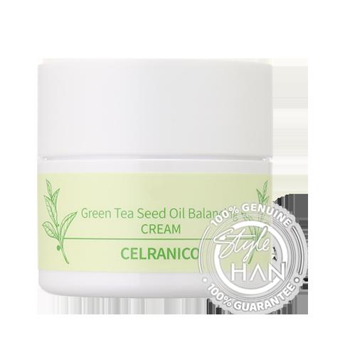 Celranico Green Tea Seed Oil Balancing Eye Cream