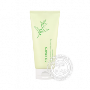 Celranico Green Tea Seed Oil Balancing Foam Cleansing