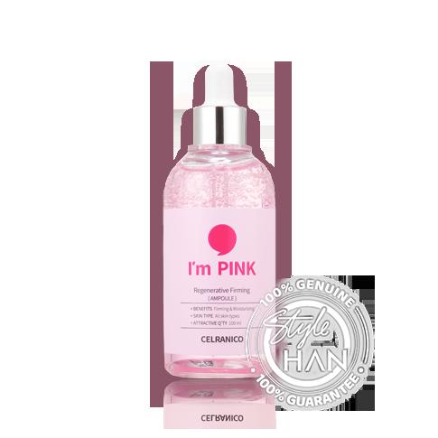 Celranico Im pink Regenerative Firmimg Ampoule