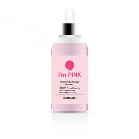 Celranico I'm pink Regenerative Firmimg Ampoule