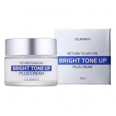 Celranico Return To Nature Bright Tone Up Plus Cream