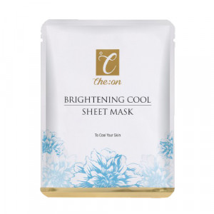 Che:on Brightning Cool Sheet Mask