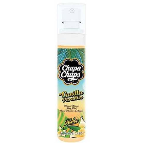 Chupa Chups Vanilla Paradise Mineral Shimmer Body Mist