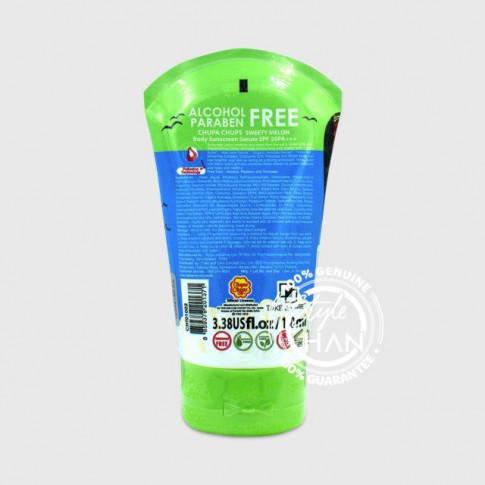 Chupa Chups Sweety Melon Body Sunscreen Serum SPF 50 PA+++