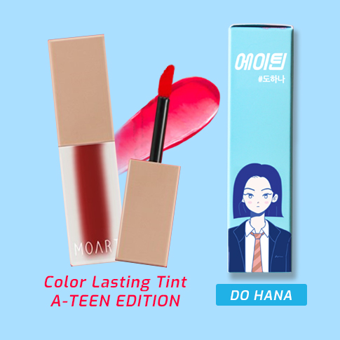 Moart Color Lasting Tint C1 Red Lead (A-TEEN EDITION)