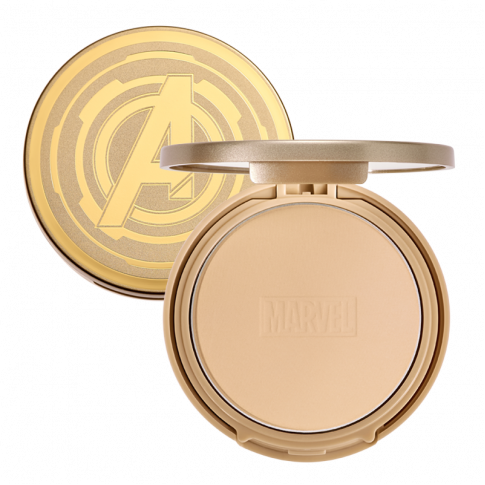 Goldberry The Infinite Gems Compact Foundation SPF 25 PA ++