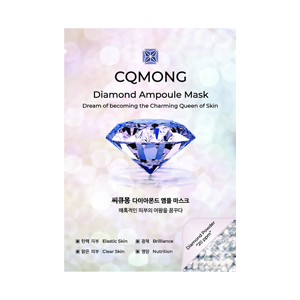 Cqmong Diamond Ampoule Mask (Sheet)