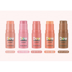 (Clearance) Holika Holika Dew Blending Blusher