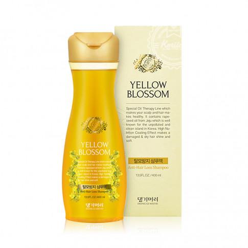 Daeng Gi Meo Ri Yellow Blossom Anti-Hair Loss Shampoo