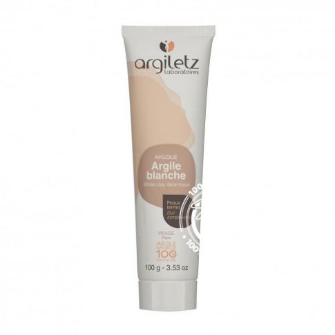 Argiletz White Clay Kaotin Water (Aqua)