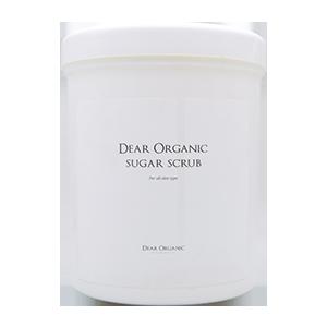 Dear Organic Sugar Scrub 1000g.