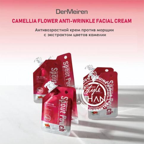 Dermeiren Camellia Flower anti wrinkle Facial Cream