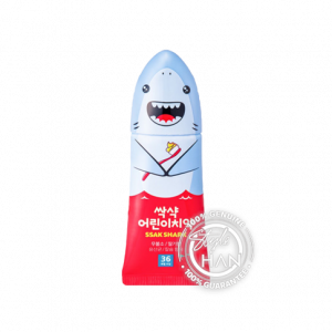 Divinetree Ssak Shark Toothpaste For Kids