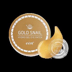 E'EN Gold Snail Hydro Gel  Eye Patch