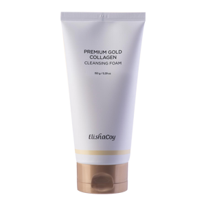 Elishacoy Premium Gold Collagen Cleansing Foam