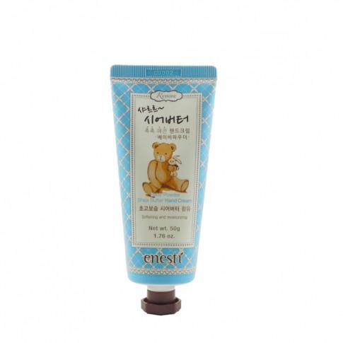 Enesti Remine Shea Butter Hand Cream (Baby Powder)
