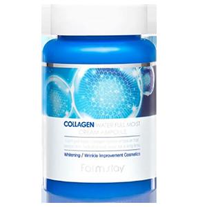FarmStay Collagen Water Full Moist Cream Ampoule