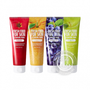 Farm Skin Fresh Food For Skin Cleansing Foam