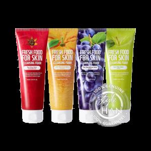 Farm Skin Fresh Food For Skin Cleansing Foam