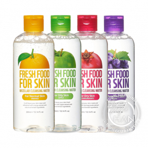 Farm Skin Fresh Food For Skin Micellar Cleansing Water