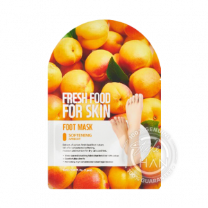 Farm Skin Fresh Food For Skin Softening Foot Mask