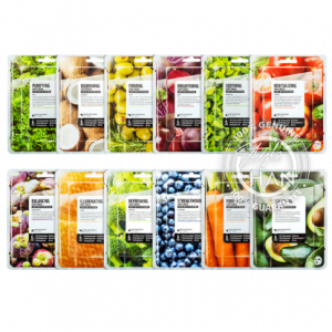 Farm Skin Superfood Salad Facial Sheet Mask