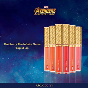 Goldberry The Infinite Gems Liquid Lip