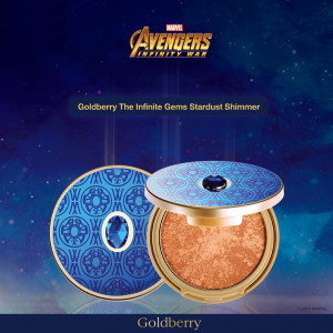 Goldberry The Infinite Gems Stardust Shimmer