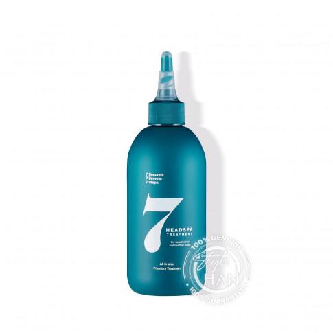 Headspa 7 All in one Premium Treatment Parannunn Black Hair Pack 200 ml.
