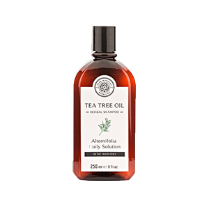 Herb Ministry Tea Tree Oil Herbal Shampoo 250 ml