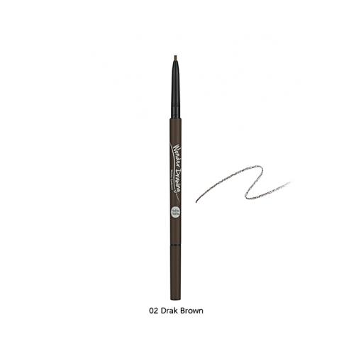 Holika Holika Wonder Drawing Skinny Eyebrow
