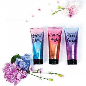 Malissa Kiss Perfume Lotion