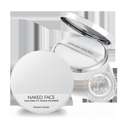 Holika Holika Naked Face Feather-Fit Finish Powder