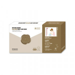 In'Klouz Secret Collagen Daily Care Mask (Box)