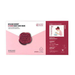 In'Klouz Secret Vitamin Daily Care Mask (Sheet)