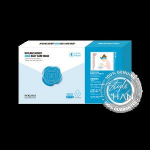 In'Klouz Secret Aqua Daily Care Mask (Box)