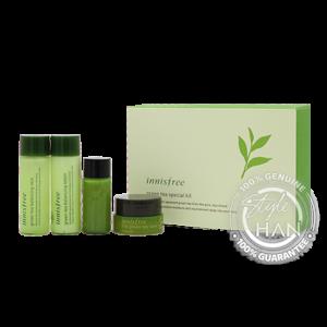 Innisfree Green Tea Special Kit EX
