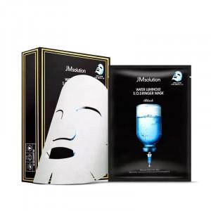 JM Solution Water Luminous S.O.S. Ringer Mask Black (Box)