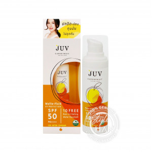 JUV Matte-Fluid UV Protection SPF 50 PA+++