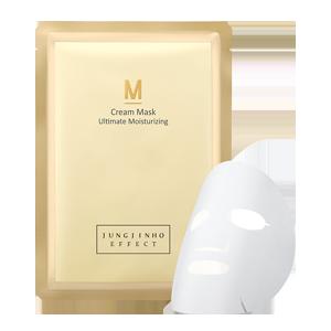 Jungjinho Effect M Cream Mask Ultimate Moisturizing (Sheet)
