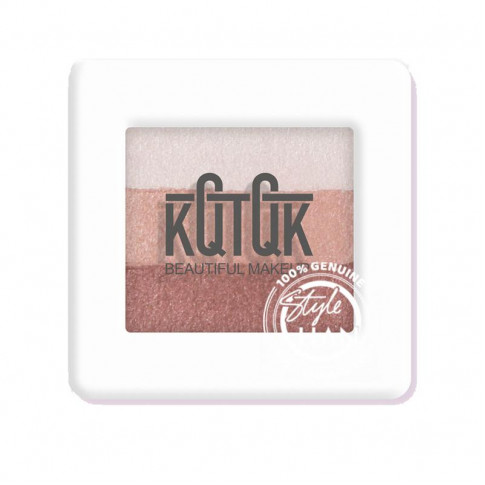 KQTQK Blooming Girl Eye Shadow