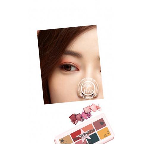 KQTQK Cinderella Eyeshadow Palette