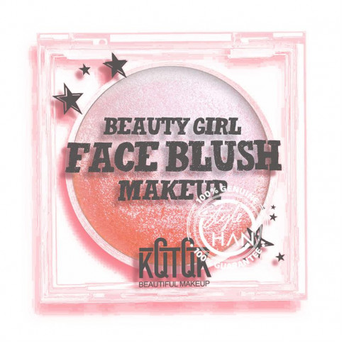 KQTQK Beauty Girl Face Blush