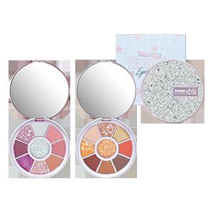KQTQK Galaxy Girl Eyeshadow Palette