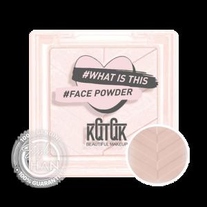 KQTQK Pure Full Cover Powder #1