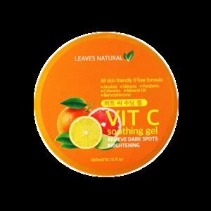 LEAVES NATURAL Vit C Soothing Gel 300 ml