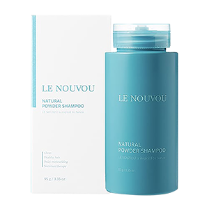 Le Nouvou Natural Powder Shampoo