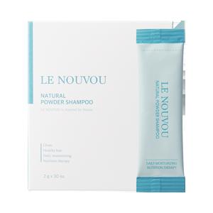Le Nouvou Natural Powder Shampoo (travel)