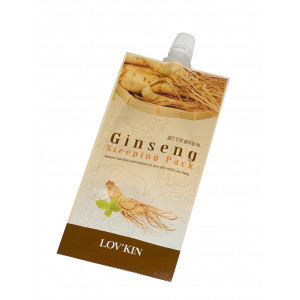 Lov'kin Ginseng Sleeping Pack
